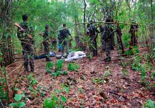 no political link to bastar attack maoists -...