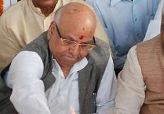 no row over lucknow seat says lalji tandon -...