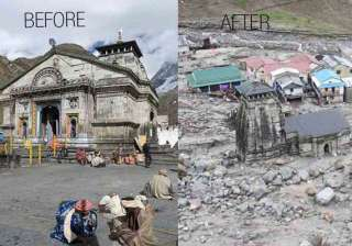 no threat to badrinath temple repair maintenance...