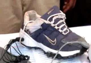 now charge your mobile phone with a shoe - India...