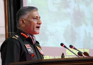 nukes are for strategic purposes only army chief...