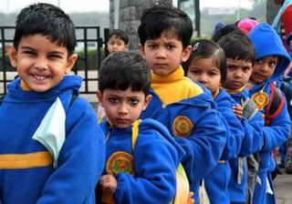 nursery admission delhi govt orders fresh draw of...