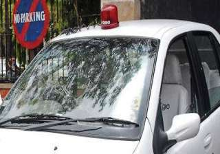 odisha restricts use of red beacons on official...