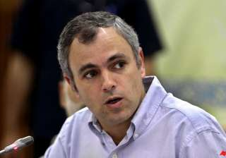 omar for decreasing footprints of security forces...