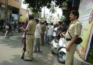 one killed another missing in bangalore building...