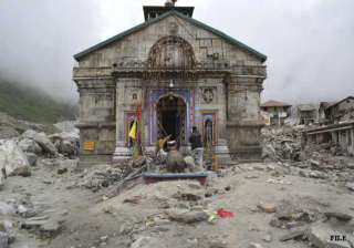 one year after kedarnath tragedy 12 more bodies...
