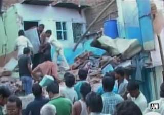 one killed 14 injured in lpg blast in bhopal -...