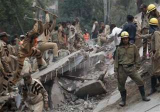 one killed 3 injured as roof collapses in delhi -...