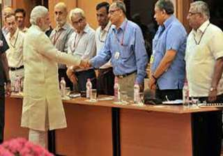 pm narendra modi meets secretaries asks them to...