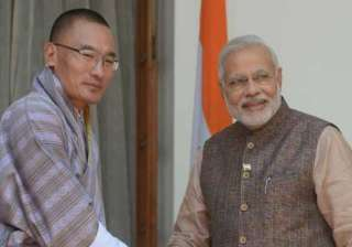 pm narendra modi to visit bhutan later this month...