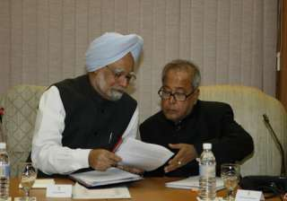 pm not weak he is alert to corruption says pranab...