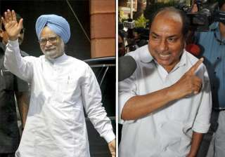 pm reviews nuclear command structure with antony...