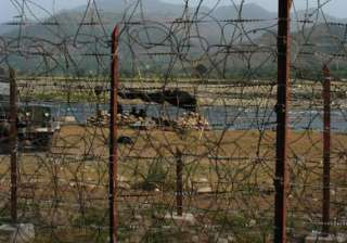 pak troops fire at indian positions near poonch...