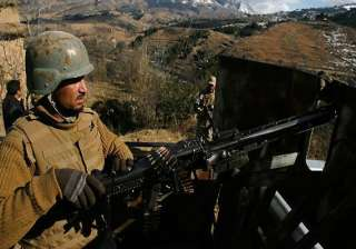 pak troops fire at 7 indian posts 2 bsf jawans...