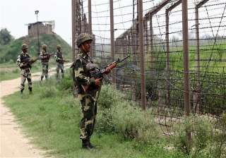 pak troops kill indian army jawan in loc firing -...