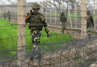 pak troops pound 14 indian posts civilian areas...