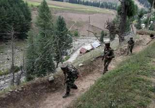 pakistan army violates ceasefire along loc in...