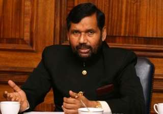 paswan demands dalit in joint drafting panel -...