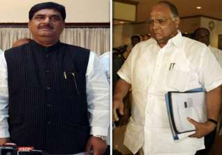 pawar munde in straight contest for mca...