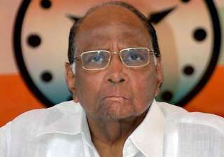 after anna attack pawar quits gom on corruption -...