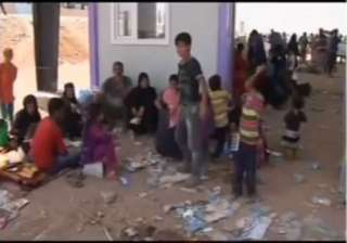 pitiable condition of indians stranded in iraq...