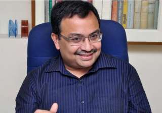 kunal ghosh grilled for 3 hours in chit fund scam...