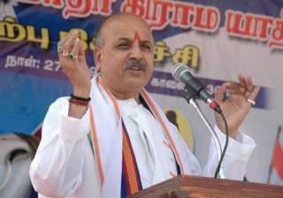 pravin togadia released - India TV