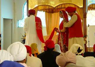 president signs bill on sikh marriage...