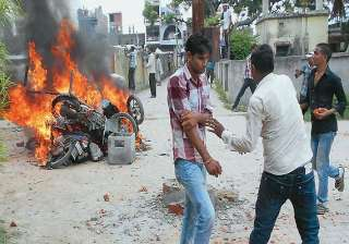 prohibitory orders imposed in violence hit up...