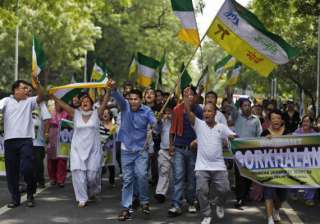 protest groups spar over gorkhaland stir - India...