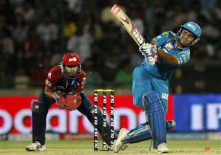 pune beat daredevils by 20 runs courtesy ryder...