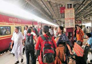 railway passengers to pay revised fares - India TV