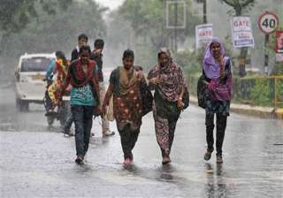 rains lash parts of himachal - India TV