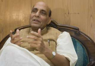 rajnath to address bjp electricity rally in delhi...