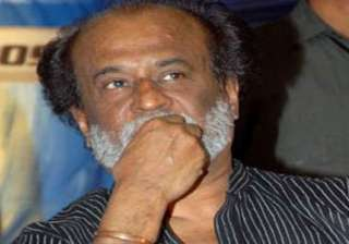 rajnikanth in icu of singapore hospital condition...