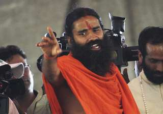ramdev threatens to disclose names of two leaders...