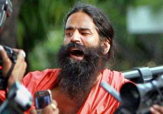 ramdev threatens stir from august nine - India TV