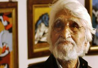 remembering husain on his first death anniversary...