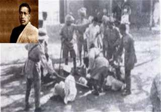 remembring heroes of indian freedom struggle...