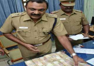 rs 12.58 crore cash seized in tamil nadu during...