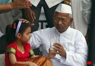rs 30 lakhs spent on anna hazare 4 day fast -...