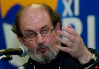 rushdie steals oprah thunder on day 3 - India TV