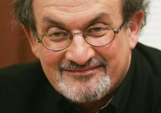 fearing violence rushdie s video address at lit...