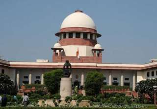 sc rejects centre s plea on verdict on...