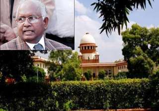 sc seeks govt s reply on removal of nhrc chairman...