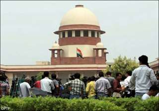 sc refuses to stay ap high court order on quota...
