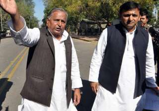 sp changes two candidates in up - India TV
