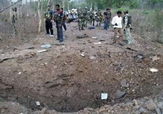 seven killed in bihar landmine blast - India TV