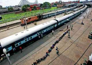 several trains cancelled diverted due to rains in...