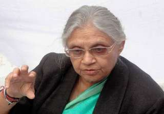 sheila dikshit appointed kerala governor - India...